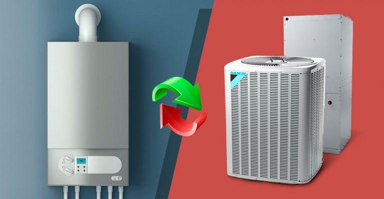 Boiler alebo tepelné čerpadlo? Prevádzka Klima House Prešov