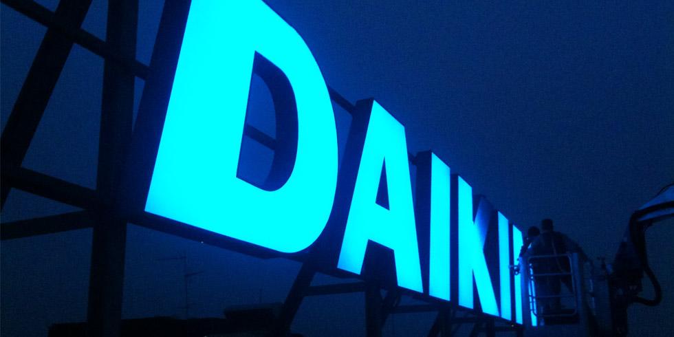 Tepelné čerpadlá Daikin - jednotka v Európe