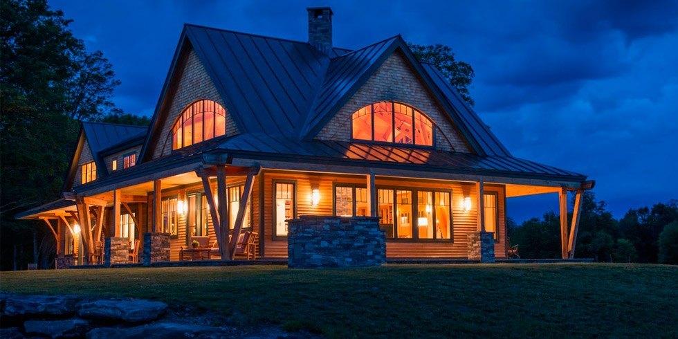 Energeticky efektívny dom - pokusy a perspektívy