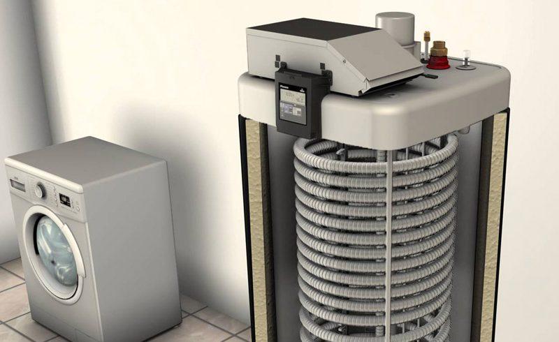 Tepelné čerpadlo na ohrev teplej vody v lete - test